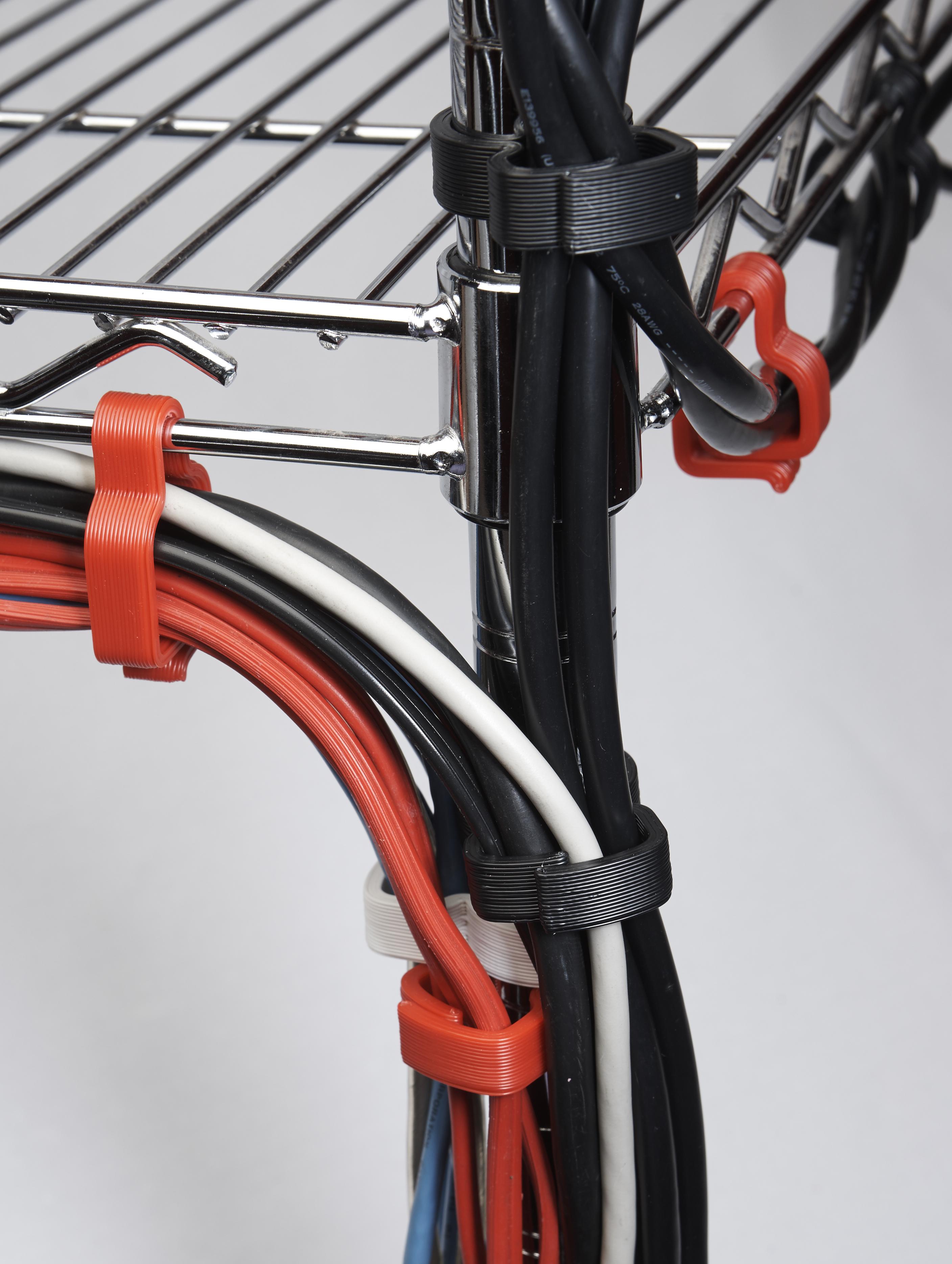 4CELNK-YR for Wire Shelving Racks – 4CELNK.com